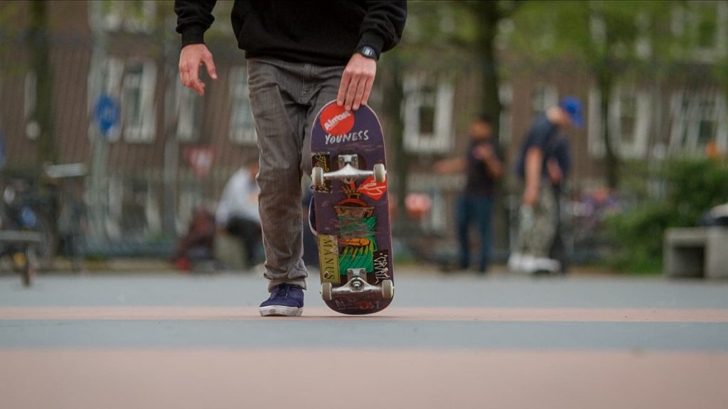 screengrab urban sports week amsterdam 2017